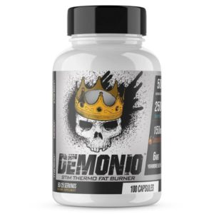 ASC Supplements Demonio | Muscle Players