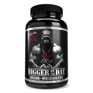 5% Nutrition Bigger by The Day | Muscle Players