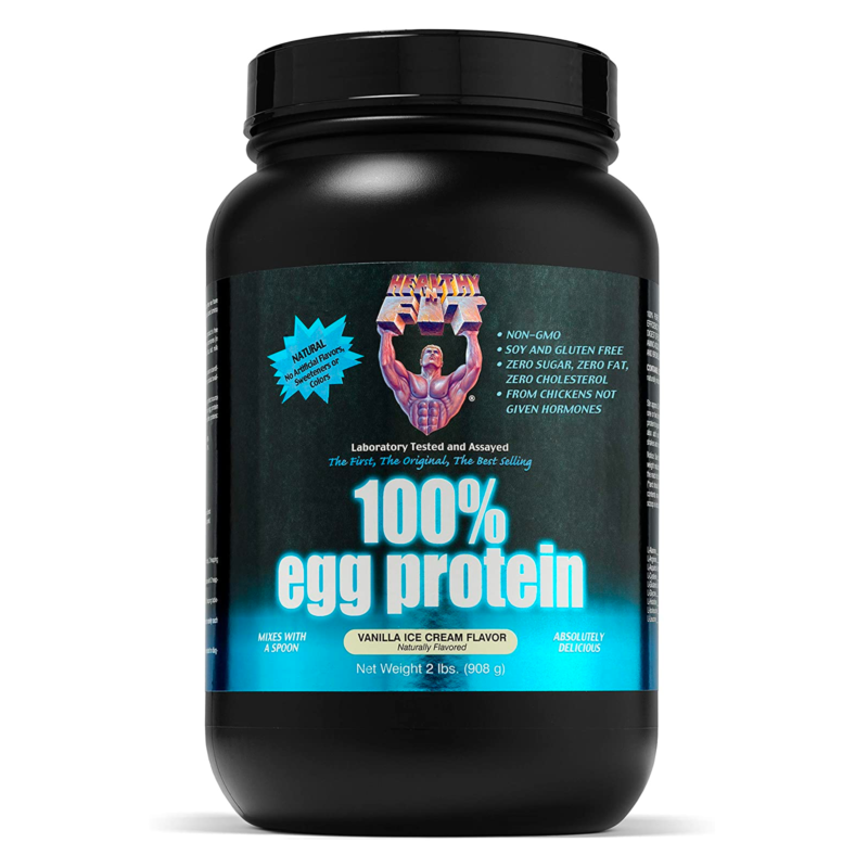 Healthy n' Fit 100% Egg Protein   Muscle Players