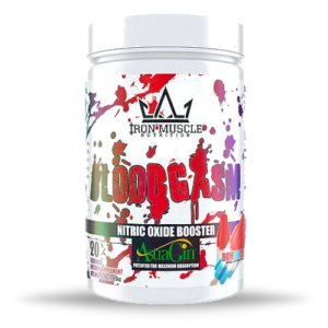 Iron Muscle Bloodgasm | Muscle Players