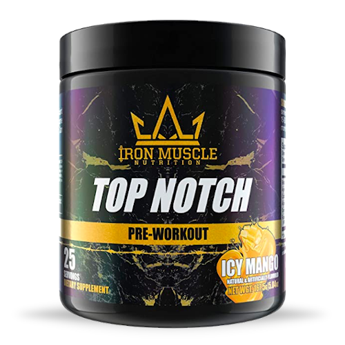 Iron Muscle Top Notch | Muscle Players