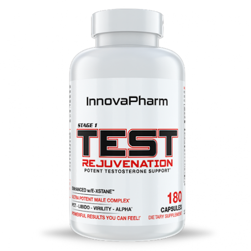 InnovaPharm Stage 1 Test Rejuvination | Muscle Players