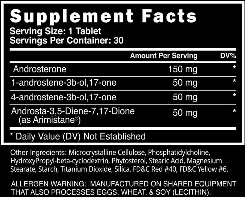 Blackstone Labs MethaQuad Extreme | Muscle Players