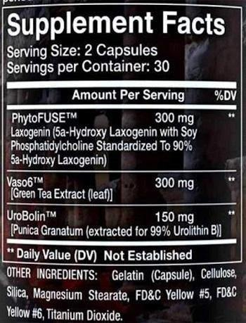 Olympus Labs Massacre   Muscle Players