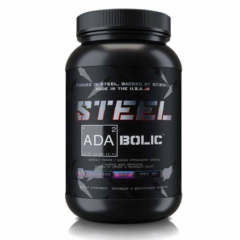 Steel Supplements Adabolic | Muscle Players