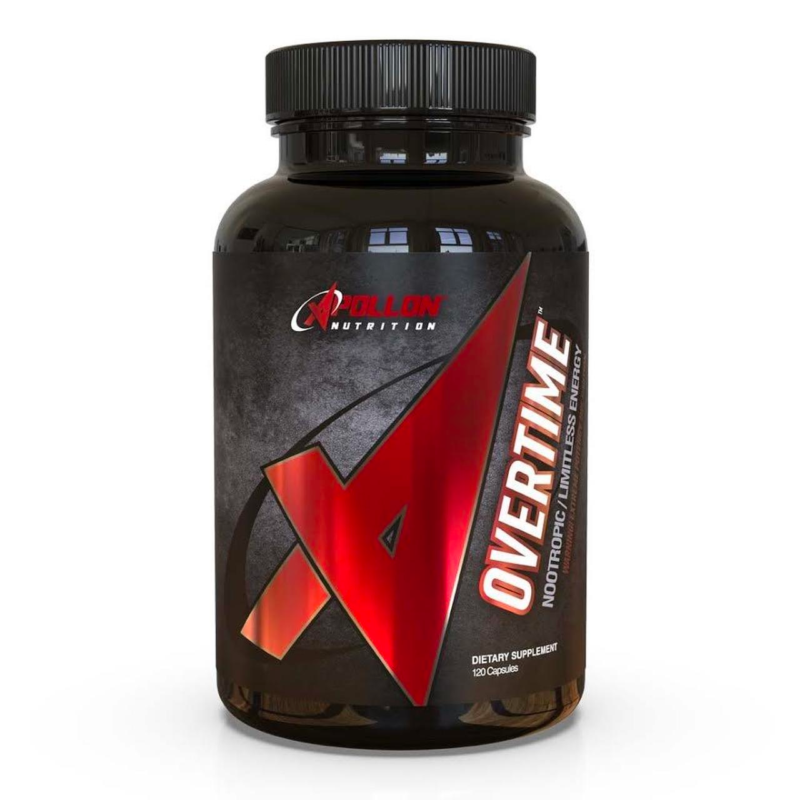 Apollon Nutrition Overtime | Muscle Players