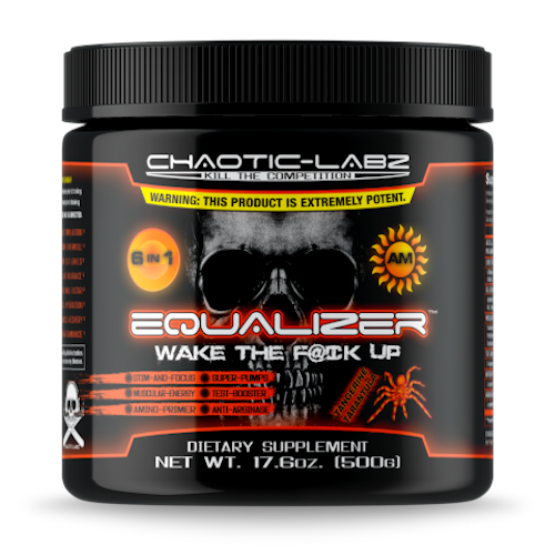 CHAOTIC LABZ EQUALIZER   Muscle Players