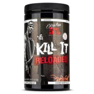 5% Nutrition Kill It Reloaded | Muscle Players