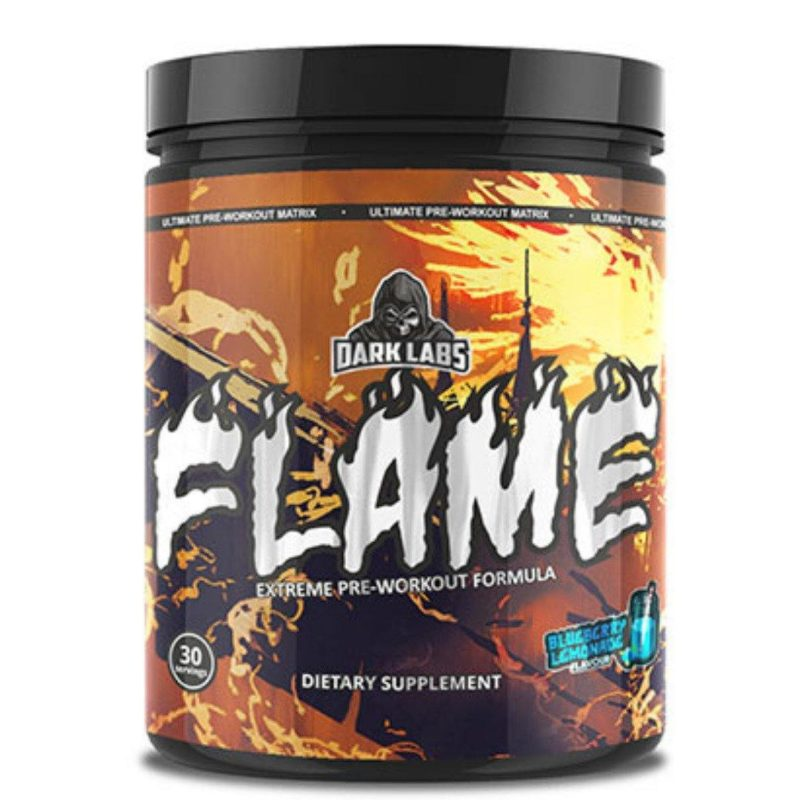 Dark Labs Flame | Muscle Players