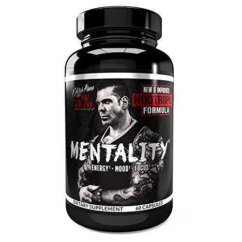 5% Nutrition Mentality | Muscle Players