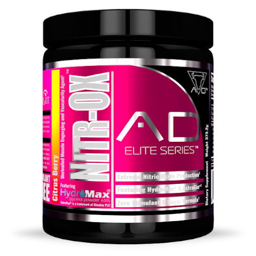 Project AD NITR-OX | Muscle Players