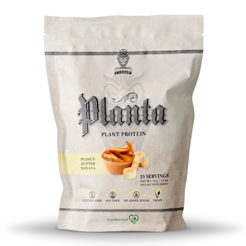 Ambrosia Planta Plant Protein   Muscle Players
