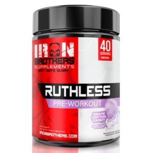 Iron Brothers Ruthless | Muscle Players