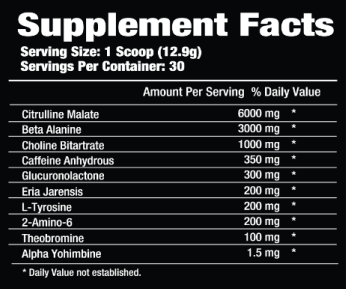 Phase One Nutrition Pre-Phase   Muscle Players