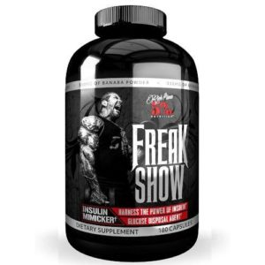 5% Nutrition Freak Show | Muscle Players
