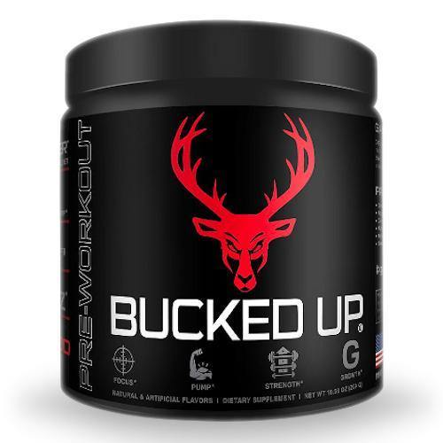 Bucked Up | Muscle Players