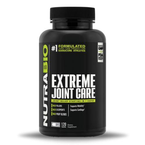 NutraBio Extreme Joint Care | Muscle Players