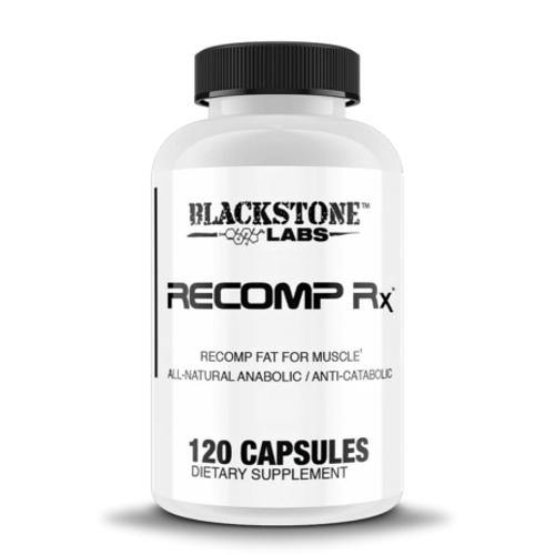 Blackstone Labs Recomp Rx | Muscle Players