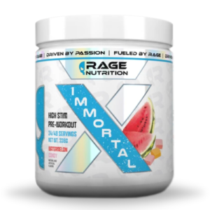 Rage Nutrition Immortal X   Muscle Players