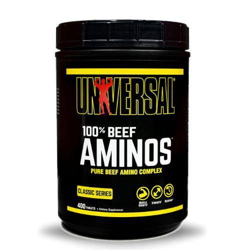 Universal Nutrition 100% Beef Aminos | Muscle Players