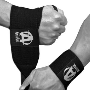 Universal Nutrition Wrist Wraps | Muscle Players