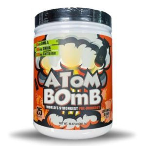 No-Name Labz Atom Bomb   Muscle Players