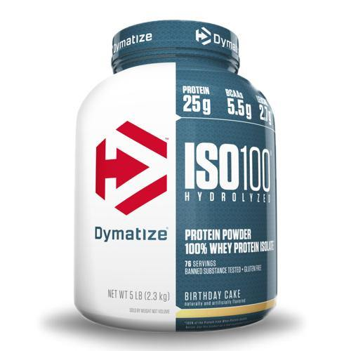 Dymatize Nutrition ISO 100 Whey Protein Isolate | Muscle Players