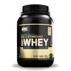 """Optimum Nutrition Gold Standard 100% Whey """"Natural"""" 