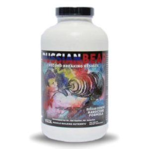 Vitol Russian Bear Tablets | Muscle Players
