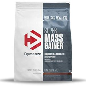 Dymatize Nutrition Super Mass Gainer | Muscle Players