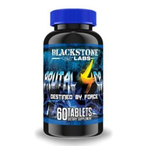 Blackstone Labs Brutal 4CE | Muscle Players