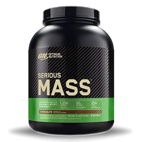 Optimum Nutrition Serious Mass | Muscle Players