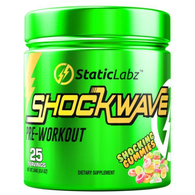 Static Labz Shockwave   Muscle Players