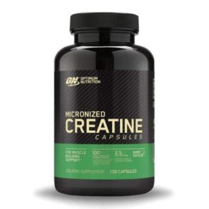 Optimum Nutrition Creatine 2500 Caps | Muscle Players