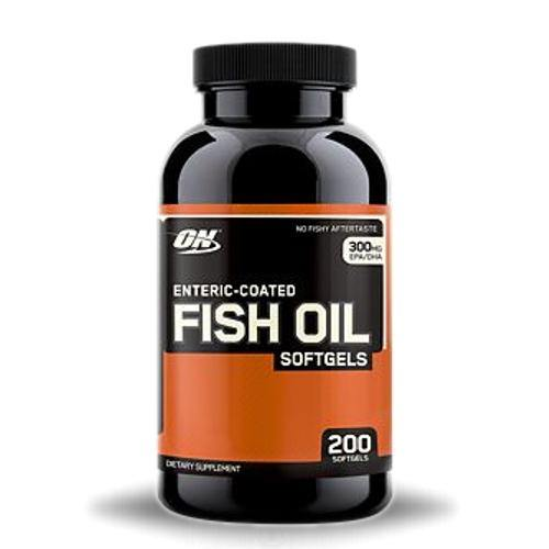 Optimum Nutrition Fish Oil   Muscle Players