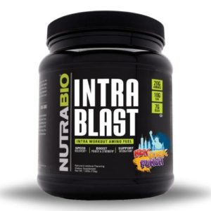 NutraBio Intra Blast | Muscle Players