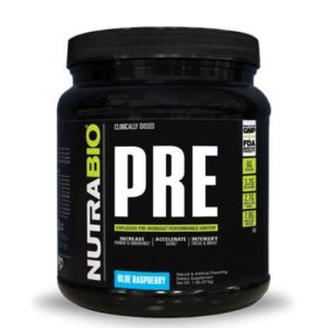 NutraBio Pre | Muscle Players