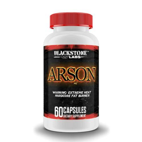 Blackstone Labs Arson | Muscle Players