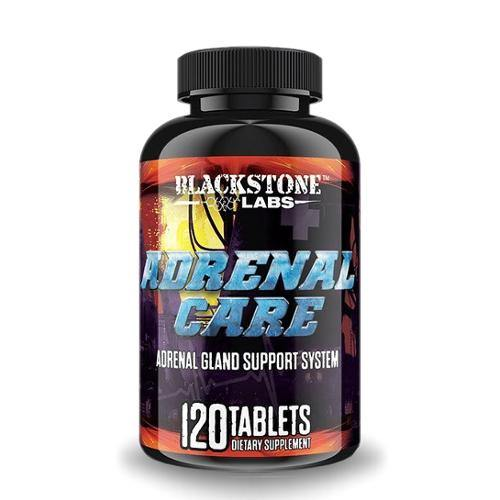 Blackstone Labs Adrenal Care   Muscle Players