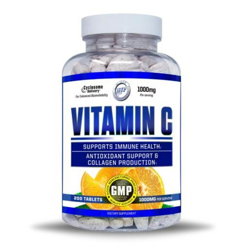 Hi-Tech Pharmaceuticals Vitamin C, 1000 mg   Muscle Players