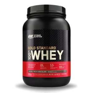 Optimum Nutrition Gold Standard 100% Whey | Muscle Players