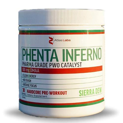 Atlas Labs Phenta Inferno   Muscle Players